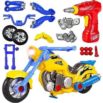 Amazon.com: Liberty Imports Kids Take Apart Toys Crea tu ...