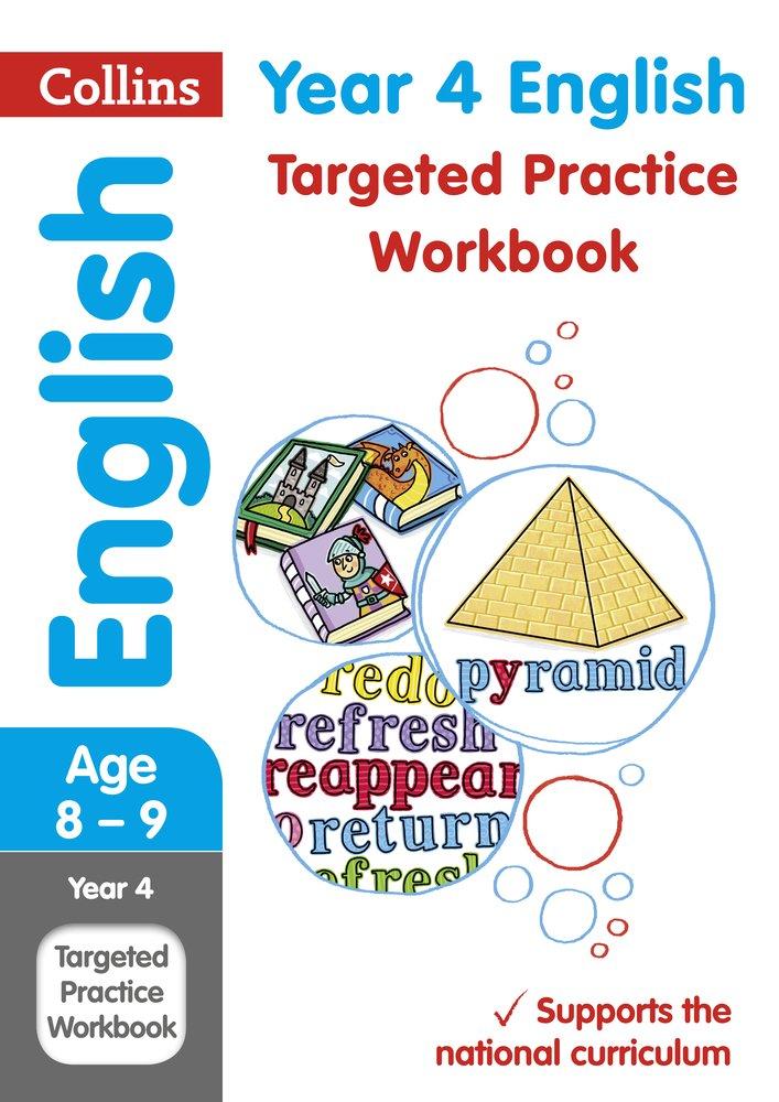 Year 4 English Targeted Practice Workbook: 2019 tests (Collins KS2 ...