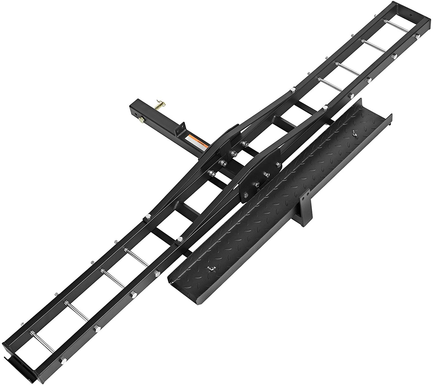 8. Direct Aftermarket Steel Motorcycle Scooter Dirt Bike Rack Carrier Hauler