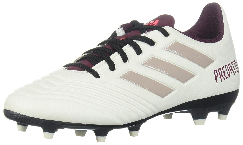 adidas Women's Predator 18.4 Firm Ground Soccer Shoe DB2512