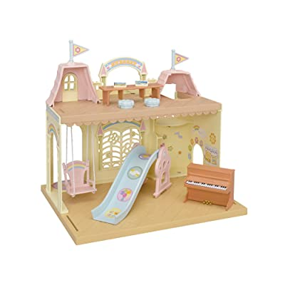 Calico Critters Baby Castle Nursery: Toys & Games