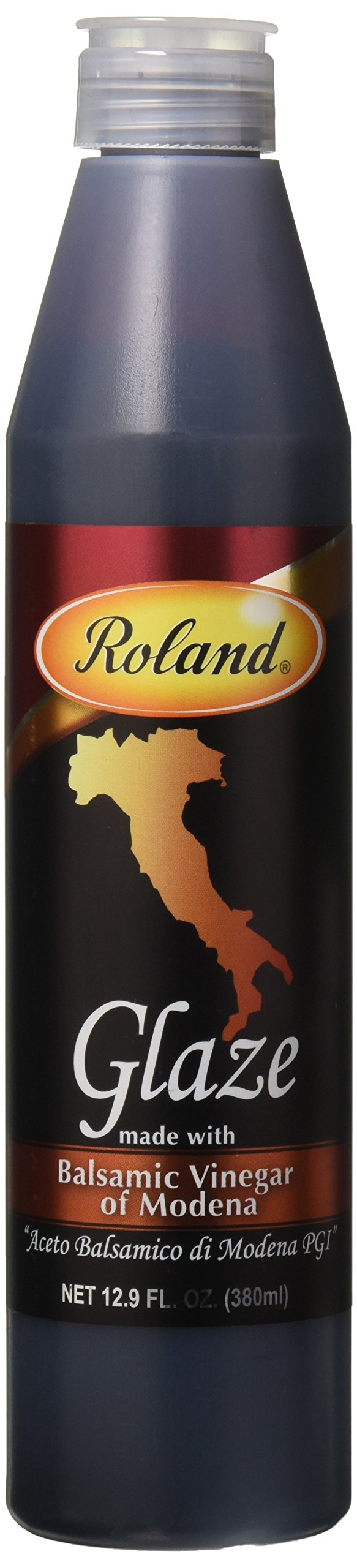 Roland Foods Balsamic Glaze, 12.9 Ounce 1 Imagine exploring the world's great food markets-Seattle's pike place, la boqueria in Barcelona, the borough market in London. Discovering unique and truly