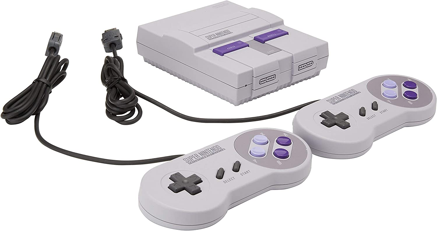 Super NES Classic Renewed