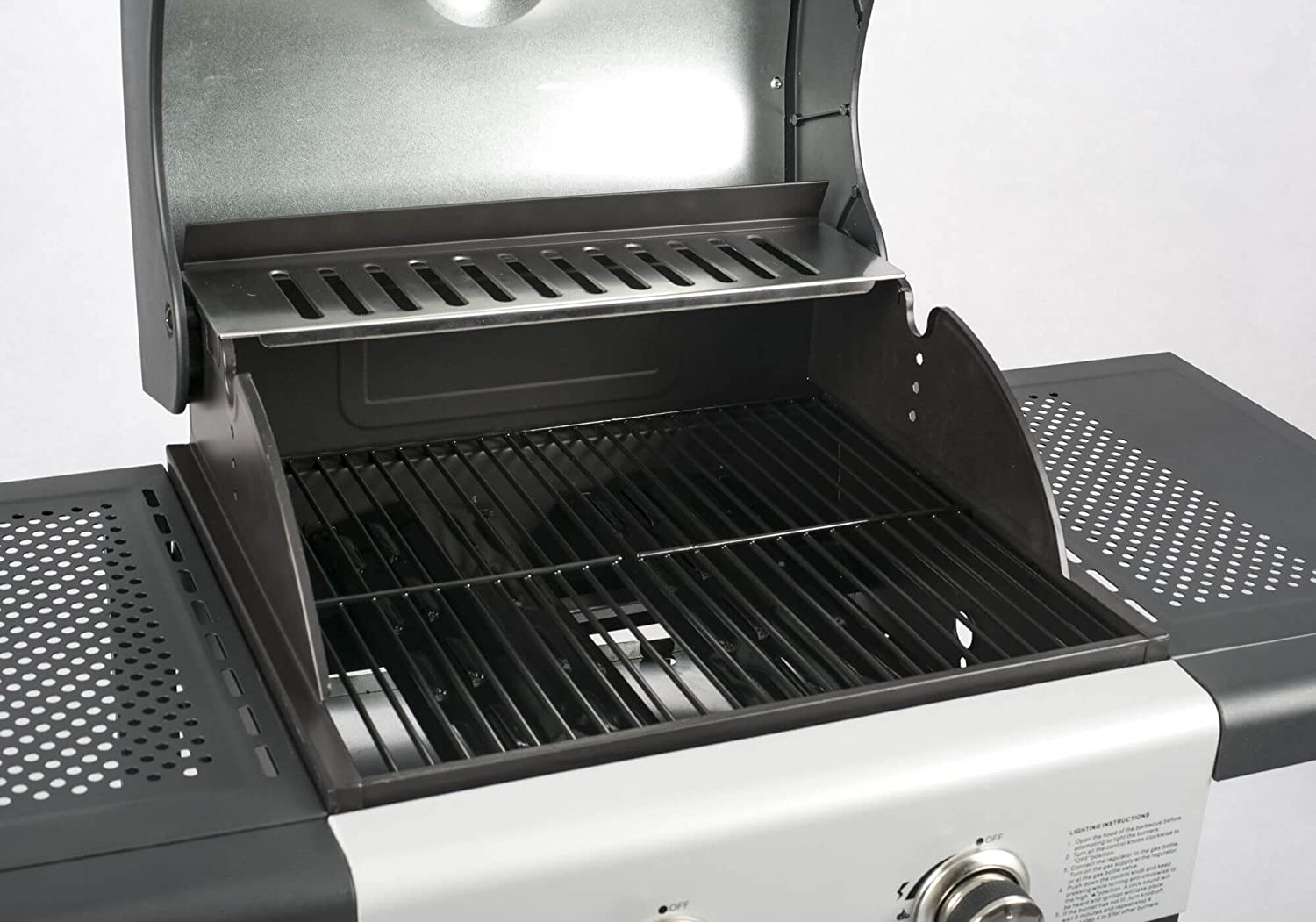 Mayer Gasgrill Zunda Test : Mayer barbecue zunda gasgrill mgg s pro amazon garten