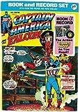 CAPTAIN AMERICA AND THE FALCON. Book and Record Set. PR12