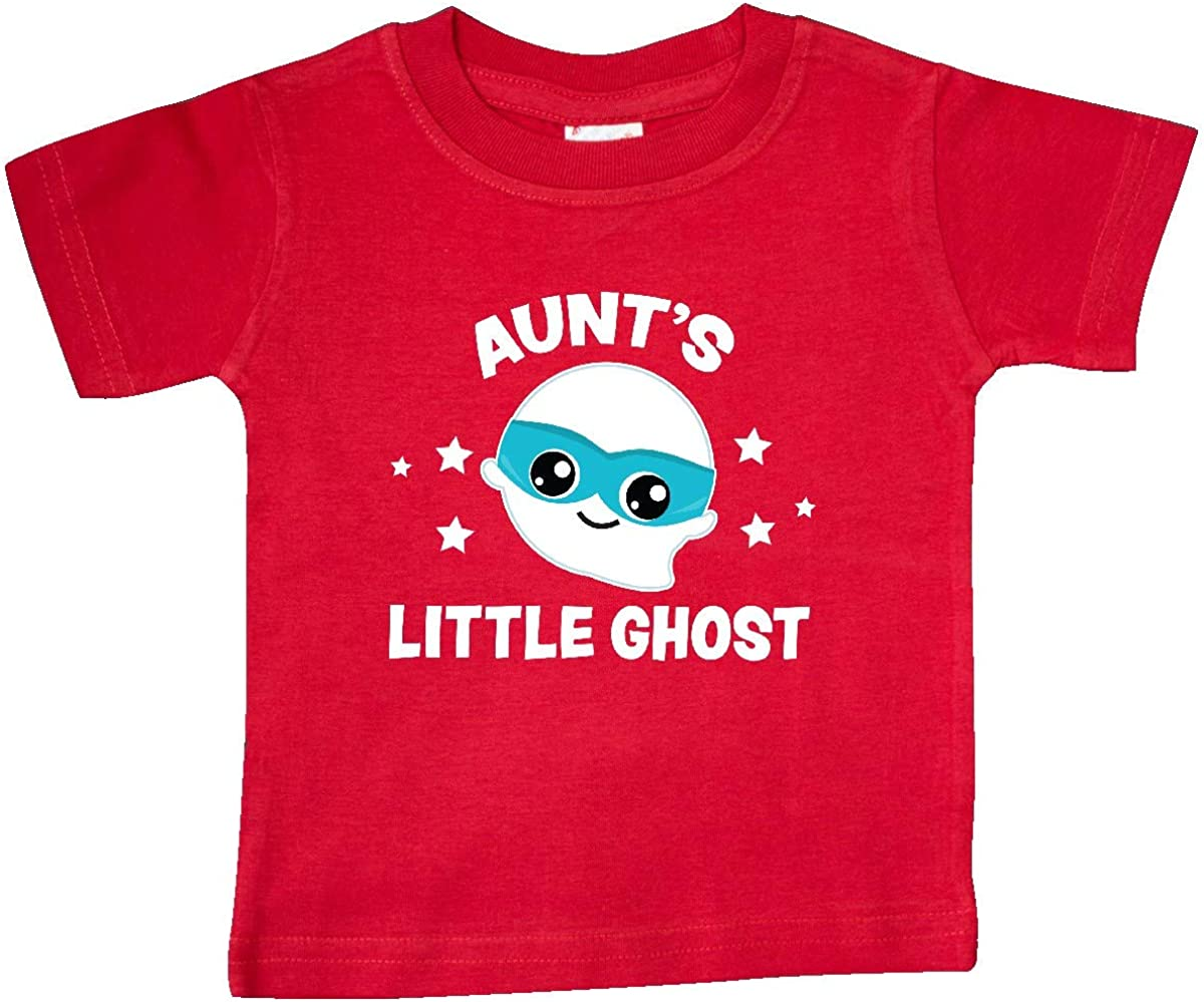 inktastic Cute Nonis Little Ghost with Stars Toddler T-Shirt