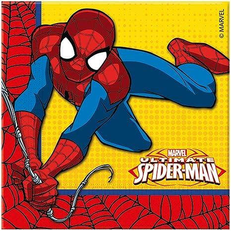 Plaids, Dessus, Jetés 000 lot De 2 Ensemble 2 Pièces Spider-man Décoration Intérieure