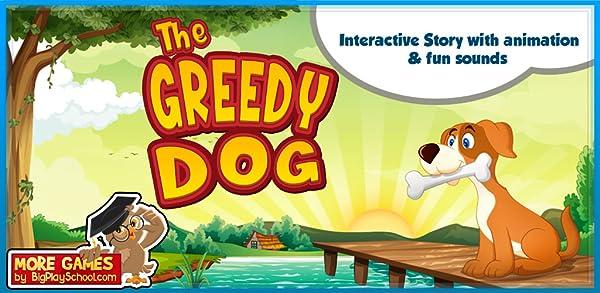Greedy Dog Pop Up Story Books:Amazon com au:Mobile Apps