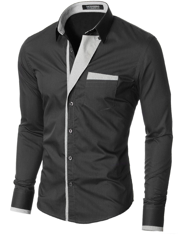 Imported Premium Quality Poly Cotton White Men/'s Dress Shirt All Sizes