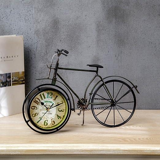 FriendShip Shop - Reloj de Mesa para Bicicleta, Diseño Retro ...