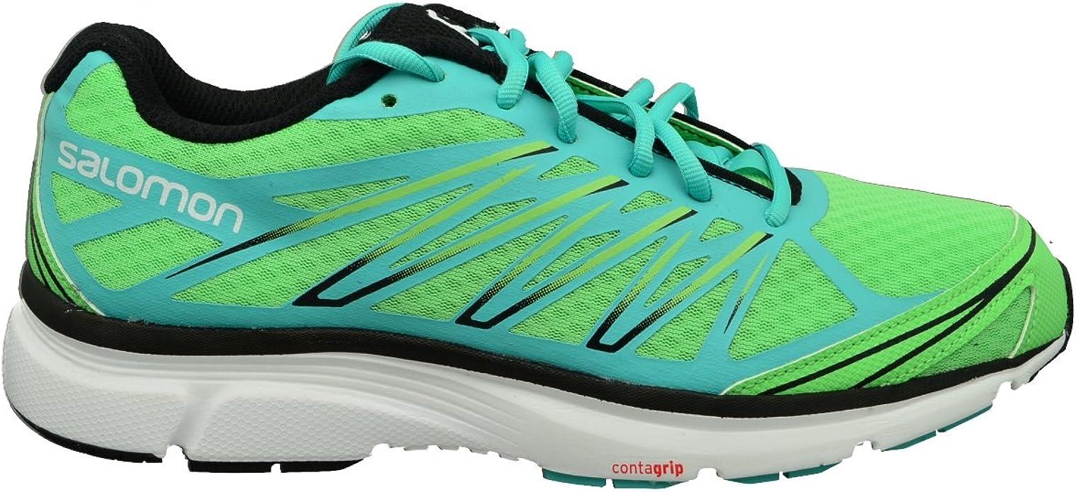 Salomon X-Tour 2 - Zapatillas Para Correr - Verde Talla 38 2015: Amazon.es: Zapatos y complementos