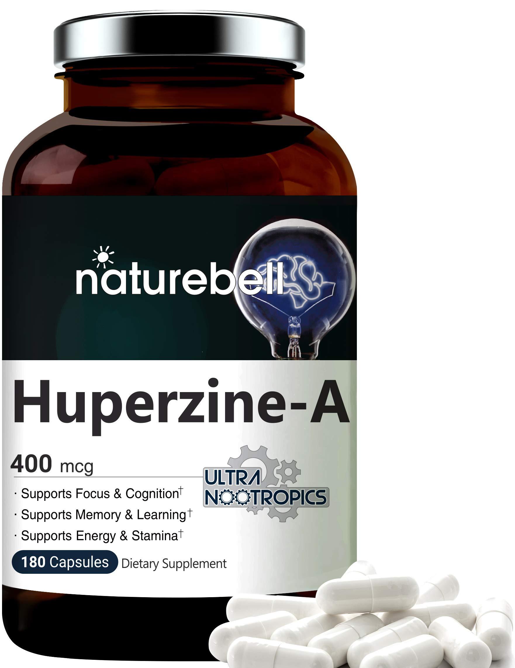Huperzine A 400mcg Per Serving