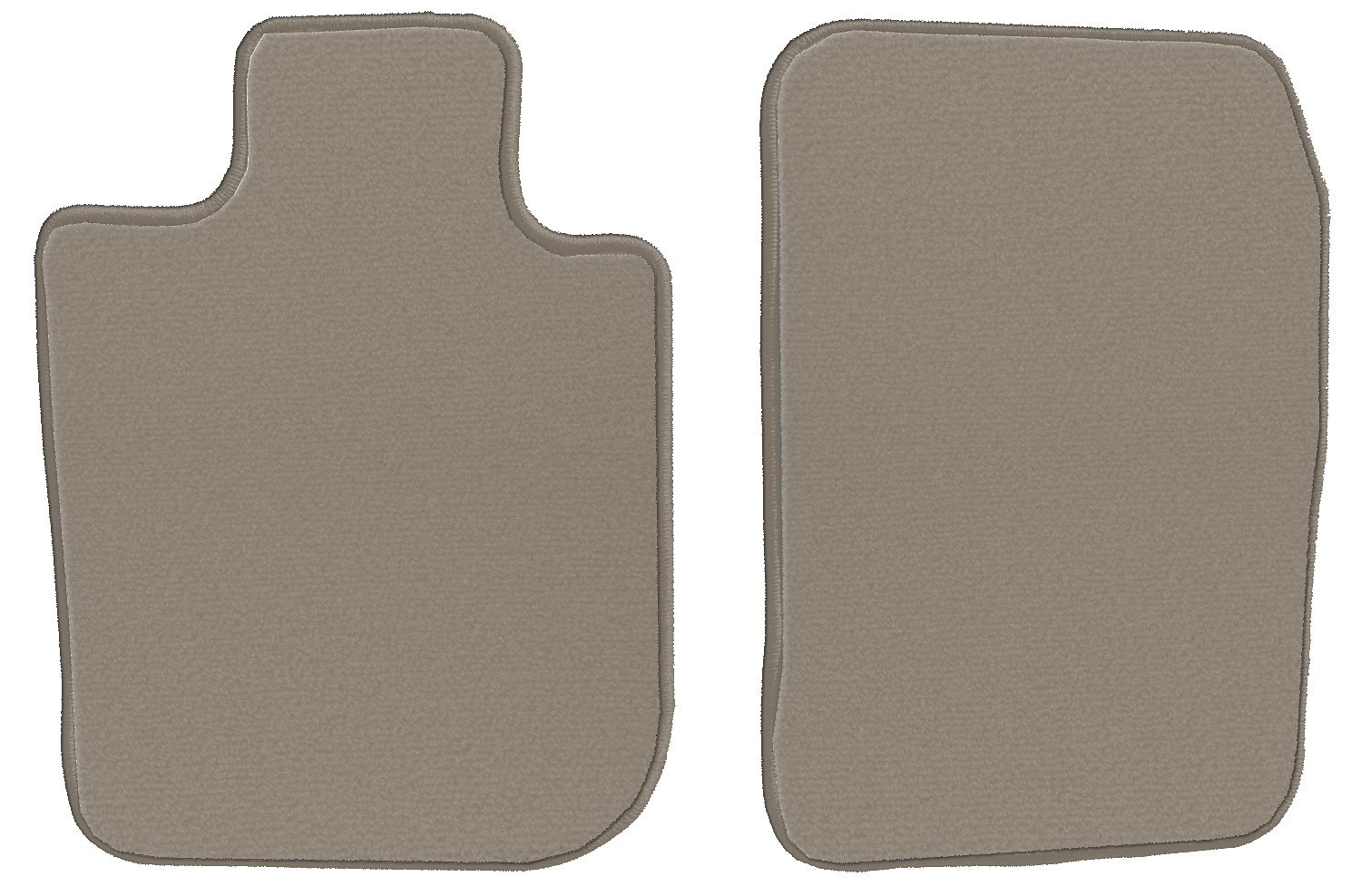 GGBAILEY D3330A-F1A-BG-LP Custom Fit Car Mats for 1999 2002 2005 Ford F-350 SuperDuty 2 Door//Regular Cab Beige Loop Driver /& Passenger Floor 2001 2003 2004 2000