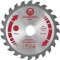"Serra Circular Widea 4"" 3/8"" 24 Dentes 20 mm, Worker, 139719"