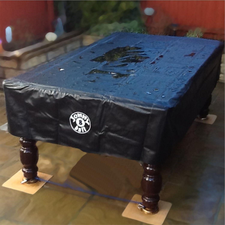 Bon Jonny 8 Ball 6ft OUTDOOR UV U0026 Water Resistant Heavy Duty 6ft Pool Table  Cover: Amazon.co.uk: Sports U0026 Outdoors