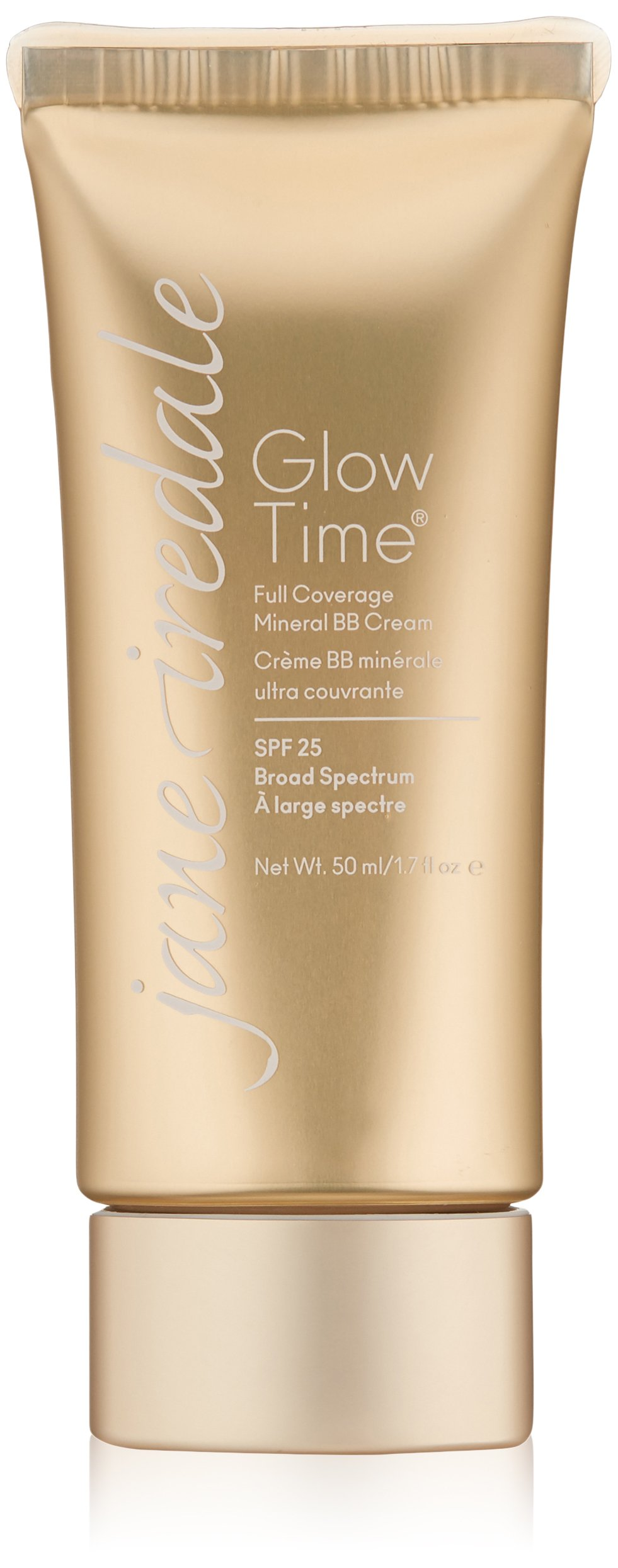 jane iredale Glow Time Full Coverage Mineral BB Cream, BB7, 1.7 fl. oz.