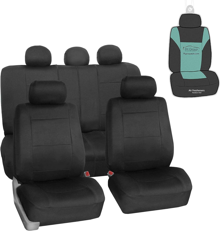 Front FB seat covers fits Subaru WRX waterproof premium neoprene 2014-now