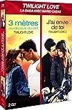 Twilight Love - La Saga Avec Mario Casas : 3 Mètres Au-dessus Du Ciel (twilight Love) + J'ai Envie De Toi (twilight Love 2)