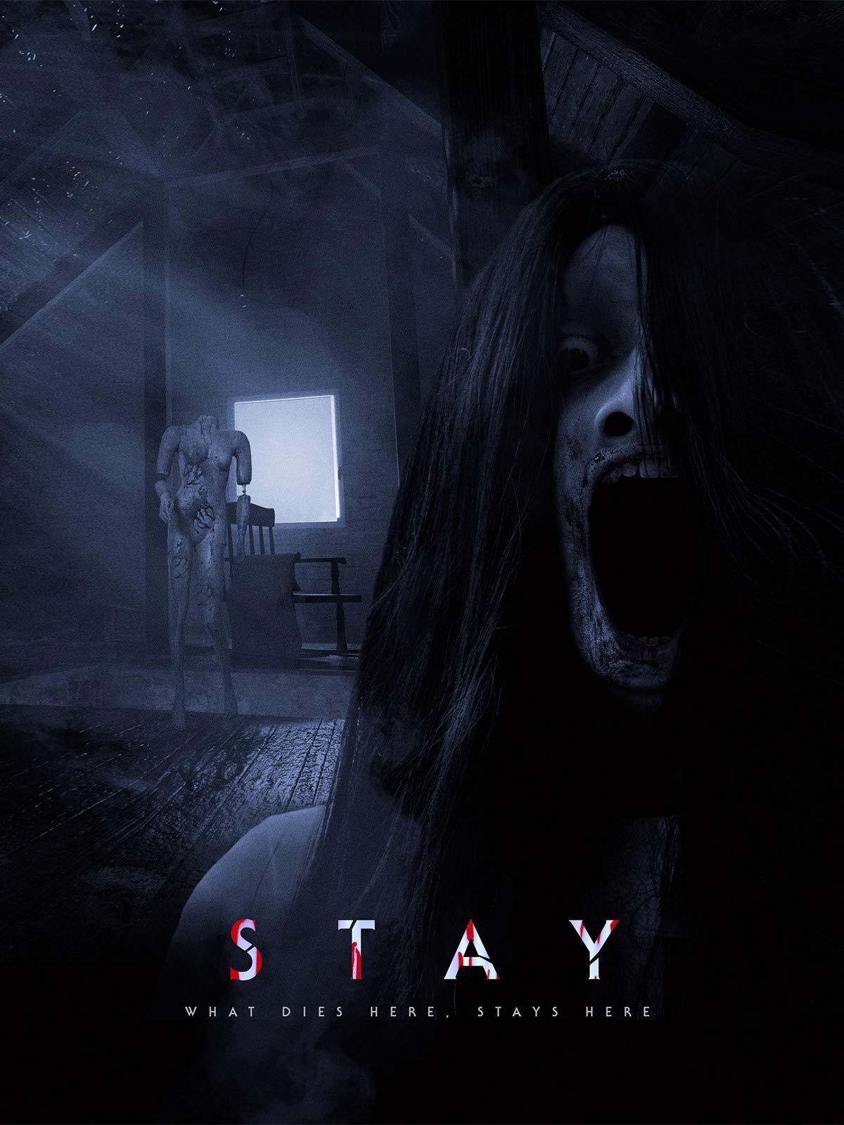 Stay on Amazon Prime Video UK