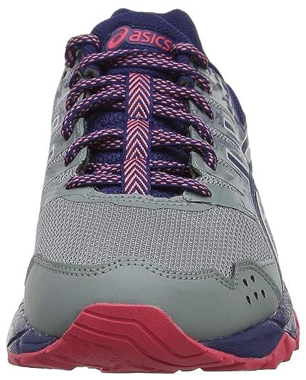 Amazon.com | ASICS Womens Gel-Sonoma 3 G-TX, Stone Grey/Pixel Pink | Road Running