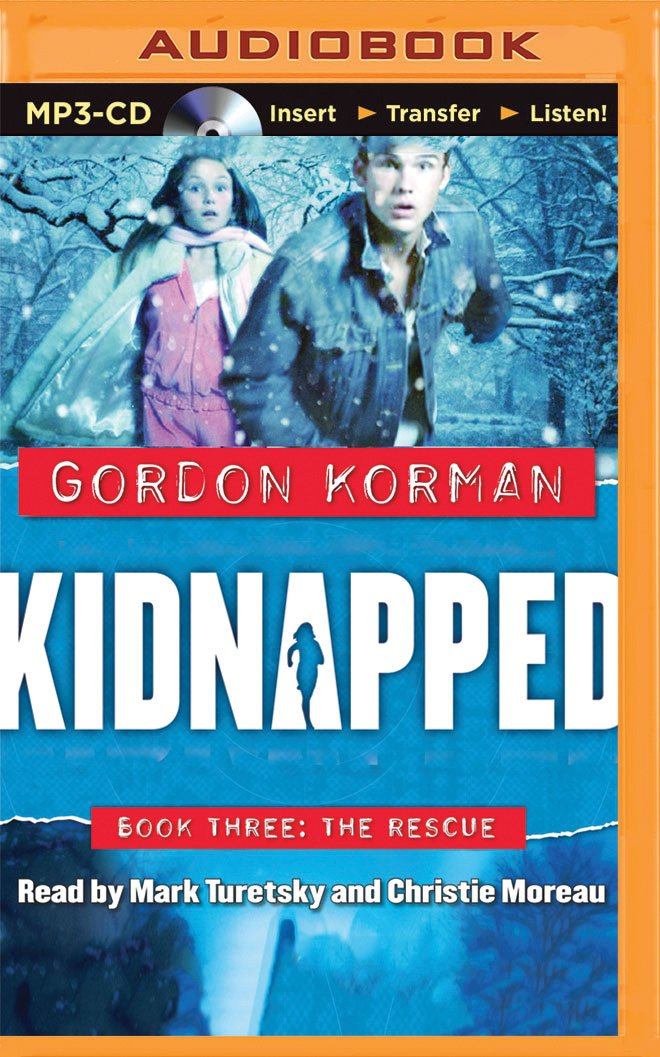 Download Kidnapped #3: The Rescue pdf epub