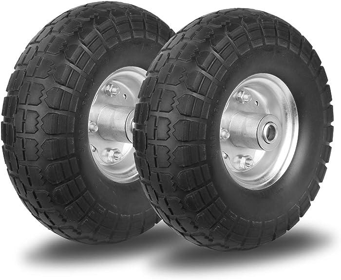 The Best Garden Wagon Tires