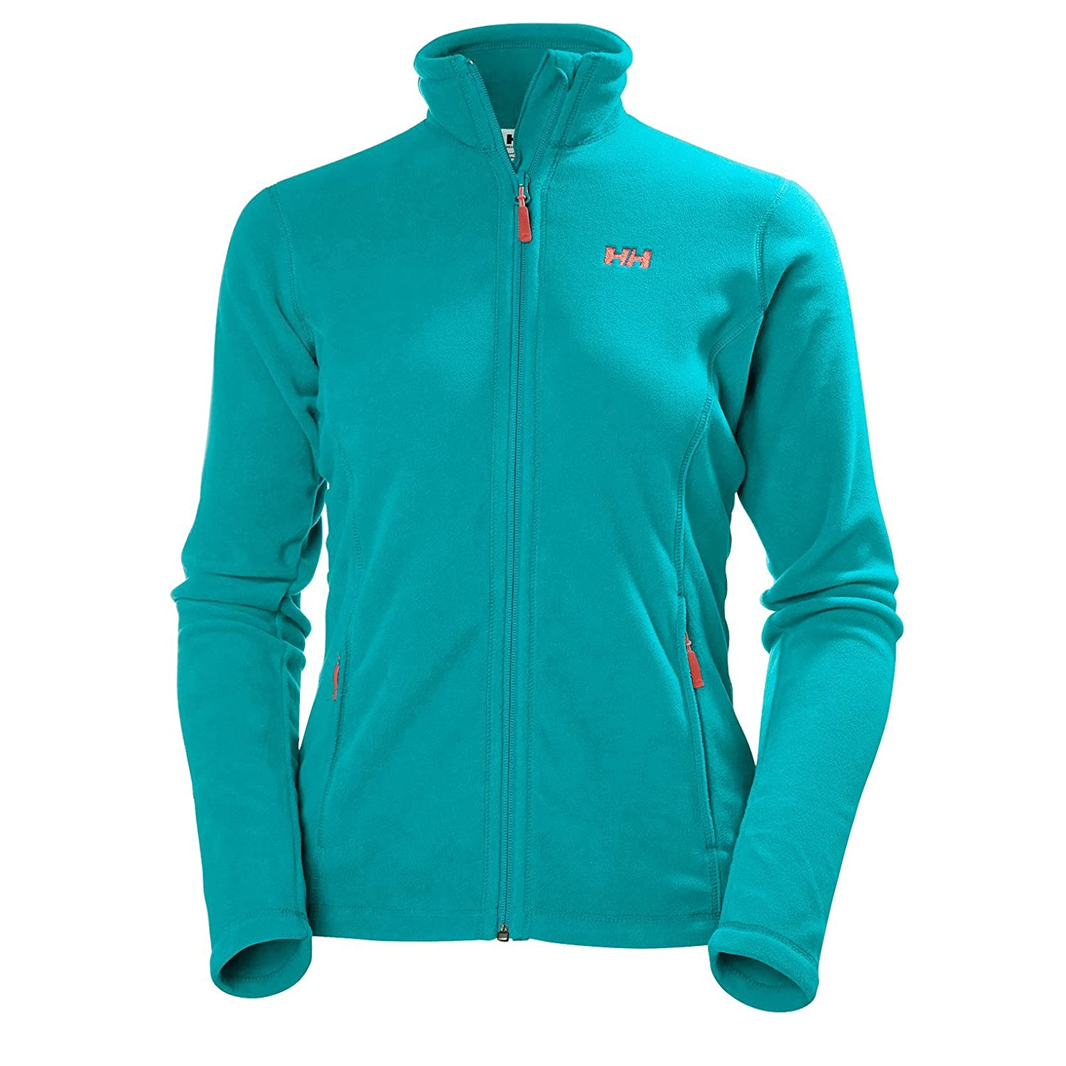 Helly Hansen Womens Daybreaker Lightweight Active Outdoor Full Zip Fleece Coat Jacket