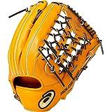 asics(アシックス) 野球 グローブ 硬式 外野手 右投げ 左投げ 一般 ゴールドステージ ロイヤルロード サイズ14 BGH8CV