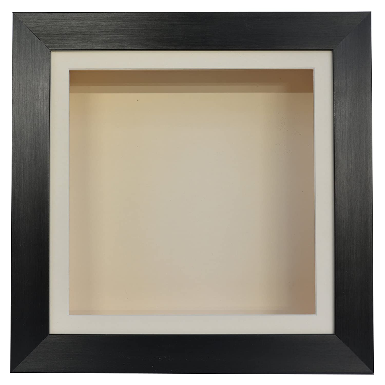 Boldon Framing 3.75 Inch Deep 3D Shadow Box Frame Medals Casts Memorabilia-A4-Champagne ALL SIZES