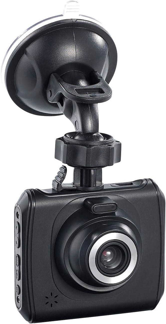 Navgear Daschcam Dvr Dashcam Mdv 2490 Mit Bewegungserkennung 6 1 Cm 2 4 Display Kfz Überwachungskamera Auto