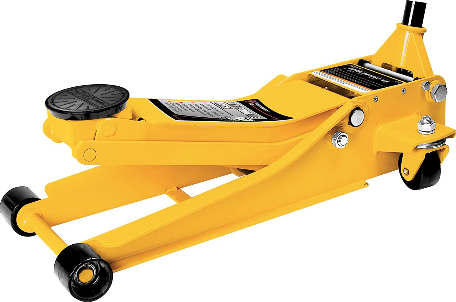 4,000 lbs. Performance Tool W1642 2 Ton Capacity Low Profile Floor Jack