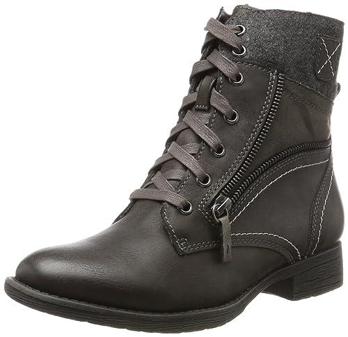 reputable site 77aff 5d0a8 Jana Women's 25217 Combat Boots: Amazon.co.uk: Shoes & Bags