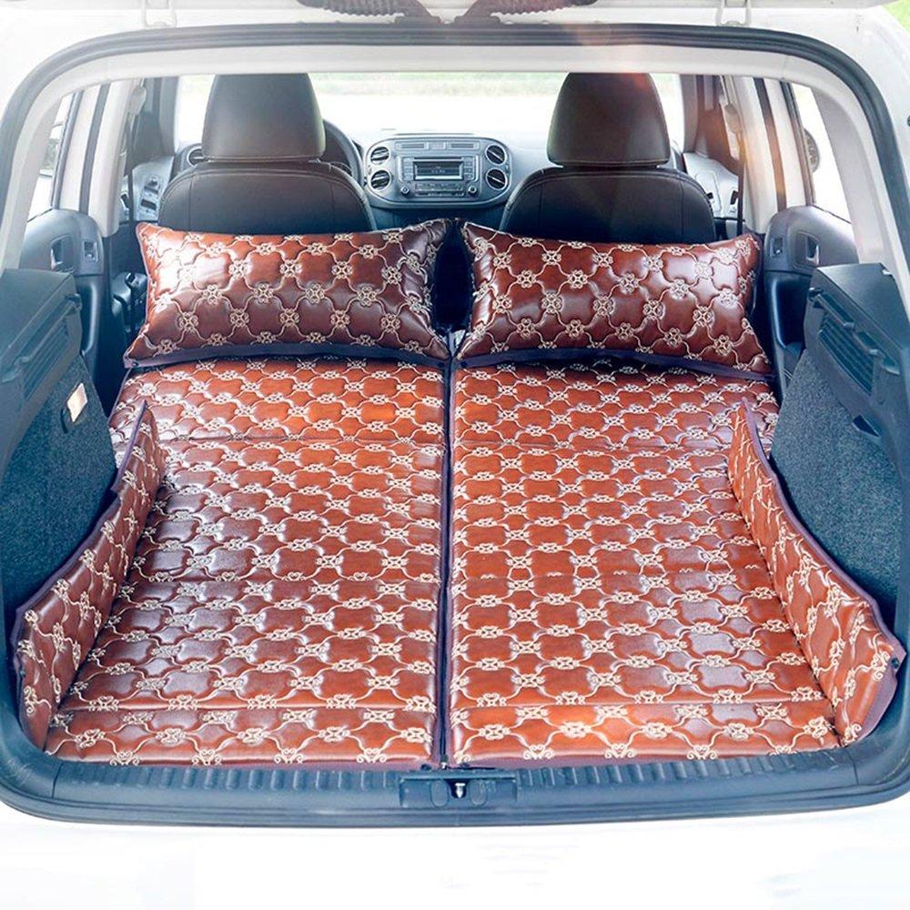 YZY Outdoor-schlafmatte Selbstfahrende Reise Reisebett Hinten Reisebett Auto Folding Matratze Auto Schlafbett Camping Auto Bett