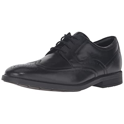 Rockport Men's DresSports Business Wing Tip Shoe | Oxfords