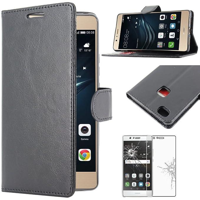 ebestStar - Funda Huawei P9 Lite, G9 Lite Carcasa Cartera ...