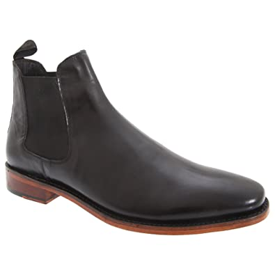 Amazon.com | Kensington Classics Mens Twin Gusset All Leather ...