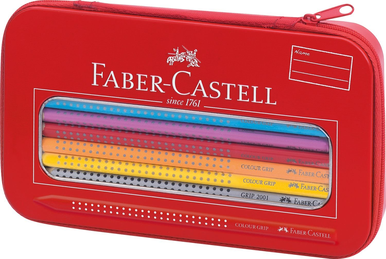 Faber-Castell 112424 Matita Colorata, 24 Pezzi F112424