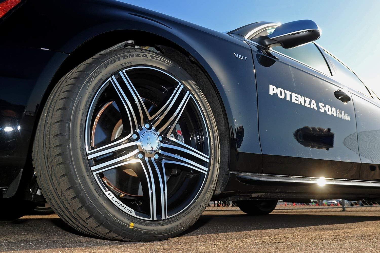 275//35-20 102Y Bridgestone POTENZA S-04 POLE POSITION Performance Radial Tire