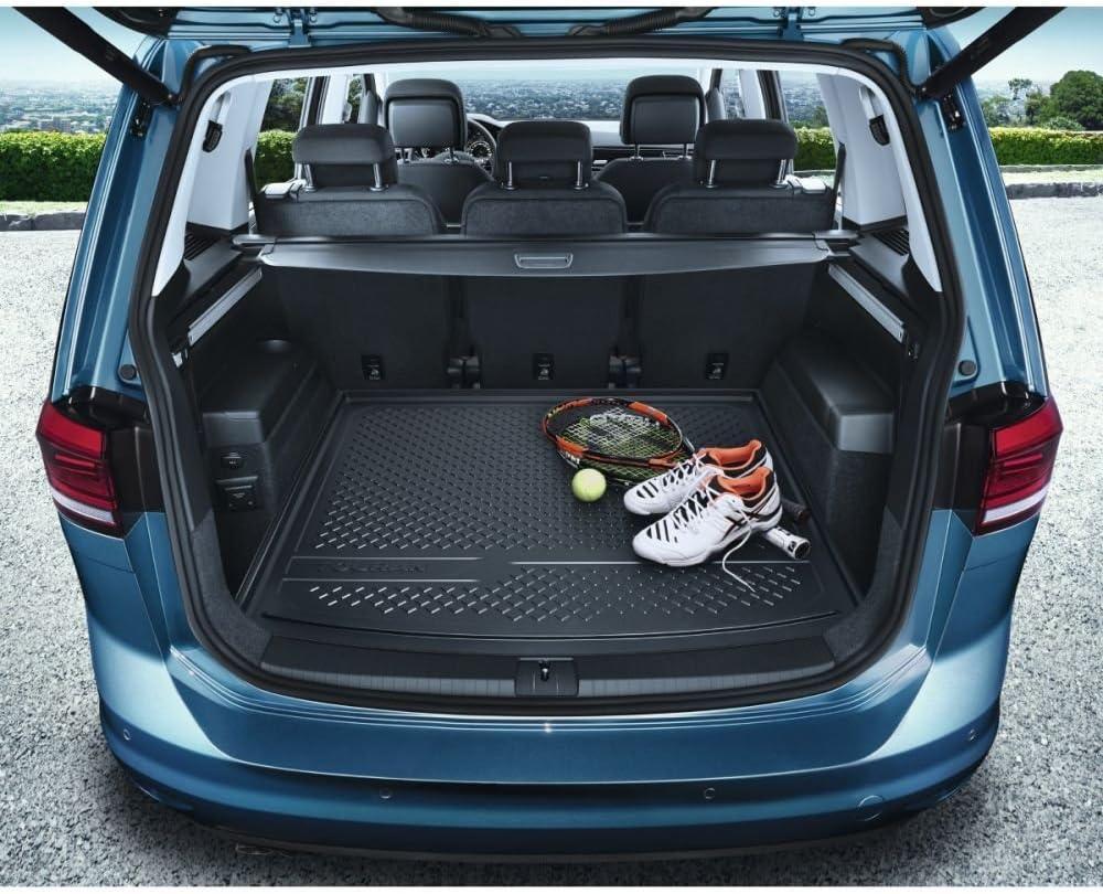 Noir Volkswagen 2G0061161 Coque de Coffre avec Plancher de Chargement Variable//Position Sup/érieure
