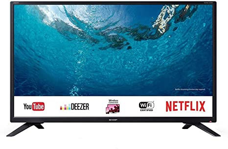 Sharp LC-32HI5232E - Smart TV de 32