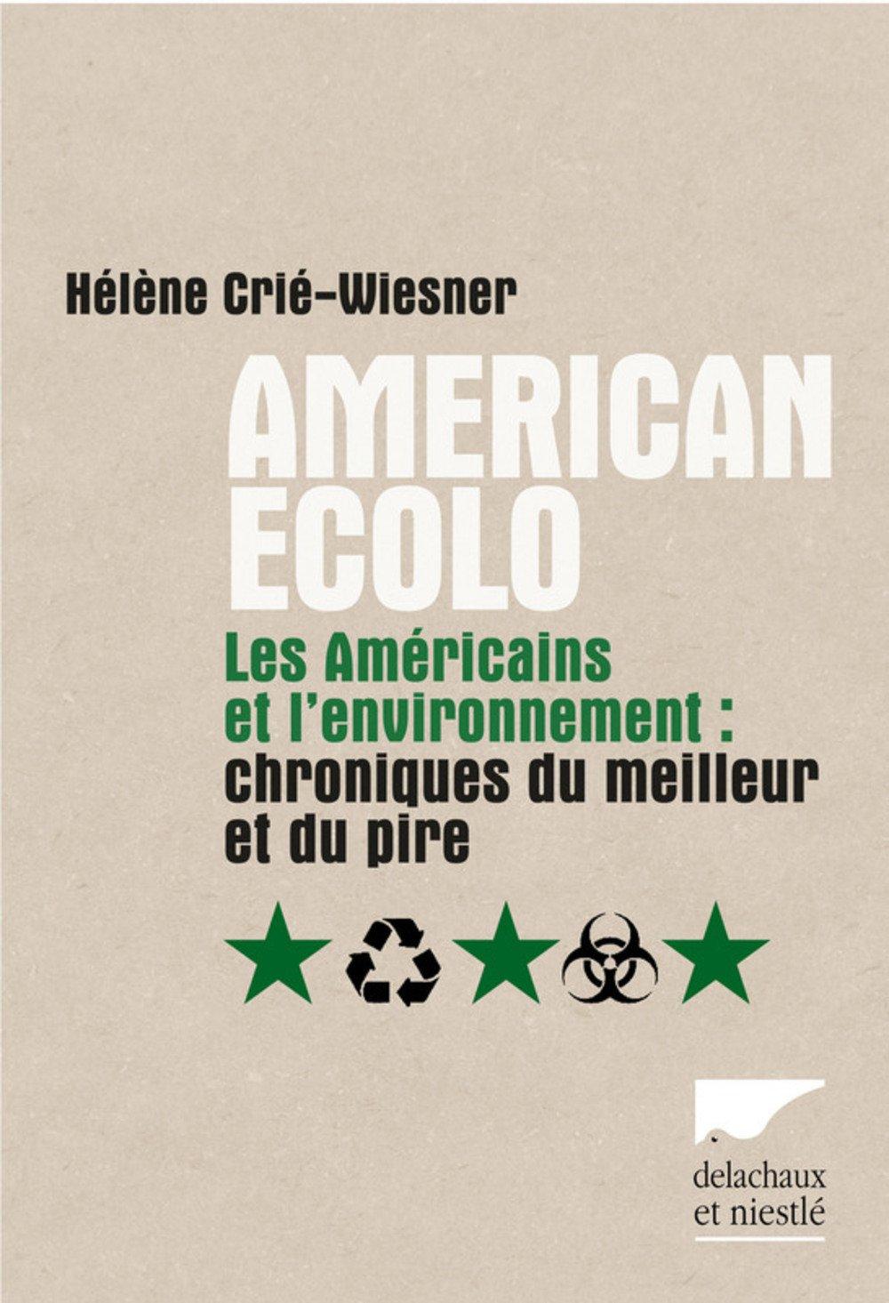 American écolo : Les américains et l'environneme...