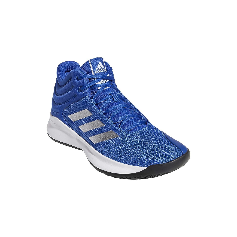 Blau (Blau 000) adidas Herren Pro Spark 2018 Basketballschuhe, Schwarzblau, EU