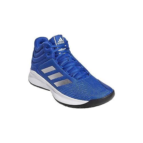 official photos 2f26e e0437 adidas Pro Spark 2018, Zapatos de Baloncesto para Hombre  Amazon.es   Zapatos y complementos