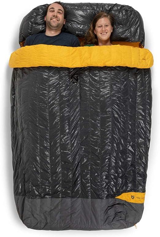 1 Person Nemo Tango 650-Fill Down Sleeping Bag Solo