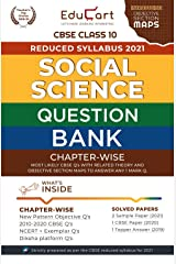 Educart CBSE Social Science Class 10 Question Bank (Reduced Syllabus) for 2021 Kindle Edition