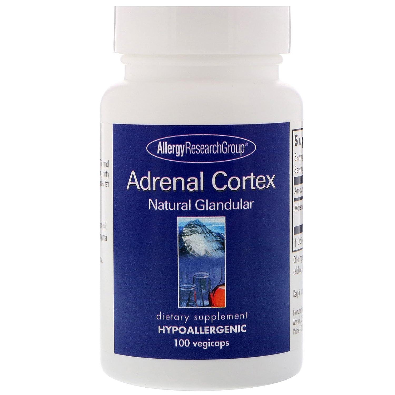 Adrenal Cortex Natural Glandular 100カプセル 【海外直送】 B07CBCVKG5