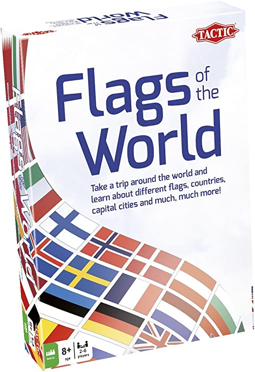 Games US Flags Of The World 200 Cards Full of Interesting New Free Shipping