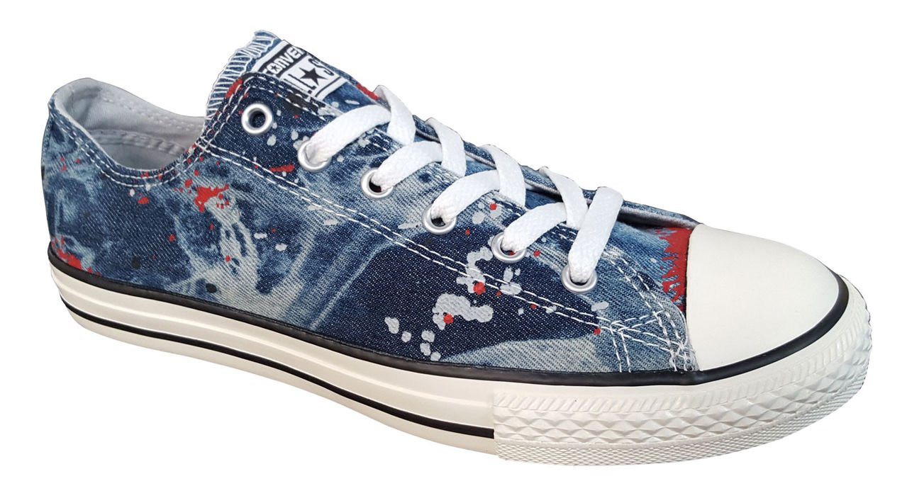 Converse Chuck Taylor All Star Season OX  Unisex Sneaker Ash Grey/Casino
