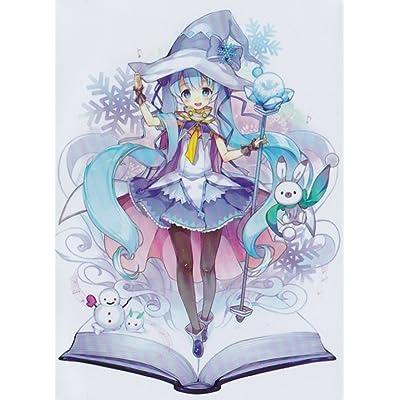 (60) MTG Wow Yugioh TCG Winter Hatsune Miku Card Sleeves 60pcs 67x92mm New: Toys & Games