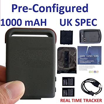 Rastreador GPS magnético, para coche; dispositivo de seguimiento personal SPY TK102